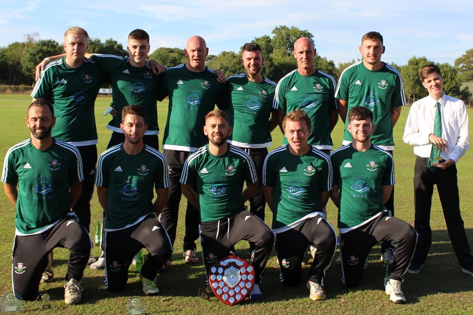 Hackney & Leigh Division 1 Cup