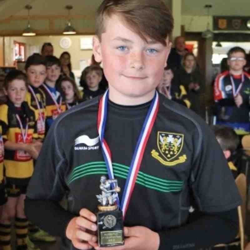 U11's Supporters Player