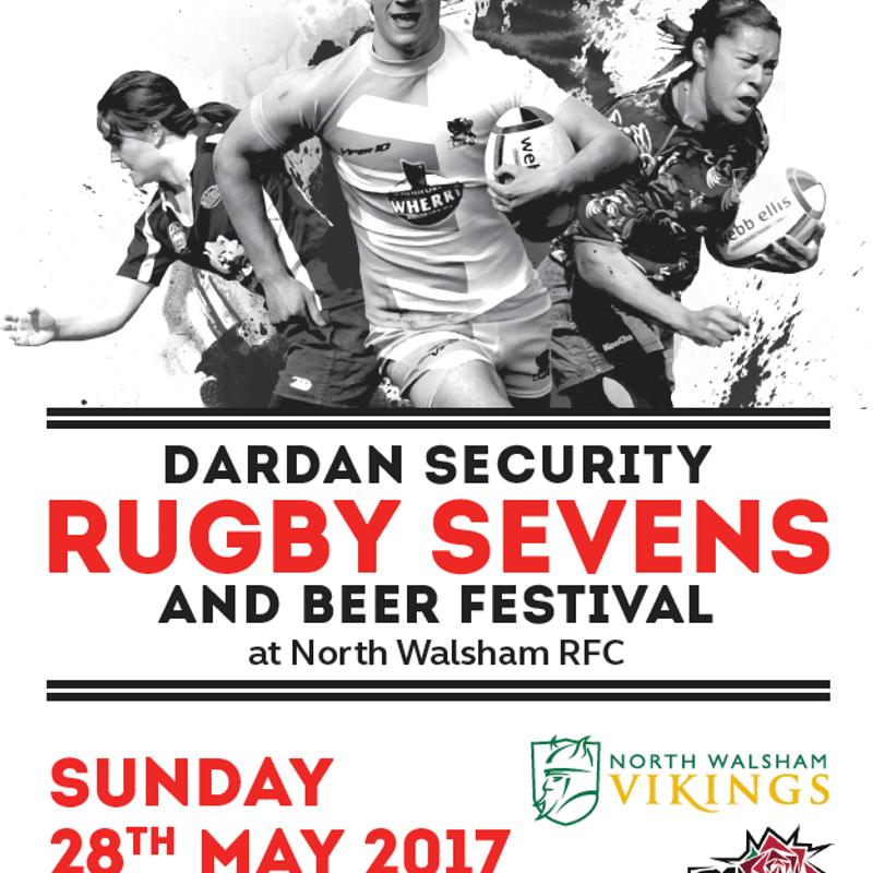 Dardan Sevens on 28th May