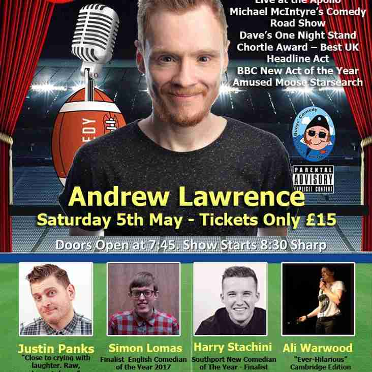 Stand Up Comedy Show at the club