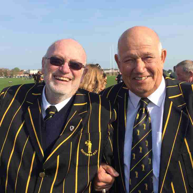 Southwold 1st XV promoted to London Division 2 after 49-3 win in Playoff