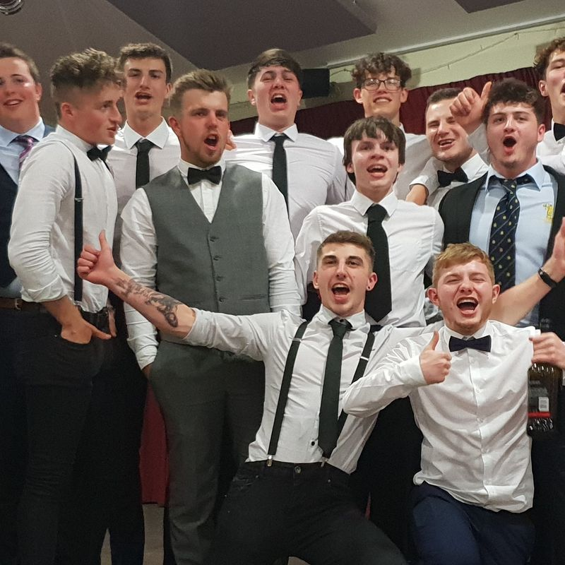 Colts Award 2018 (Click on a photo and scroll to see who won what)