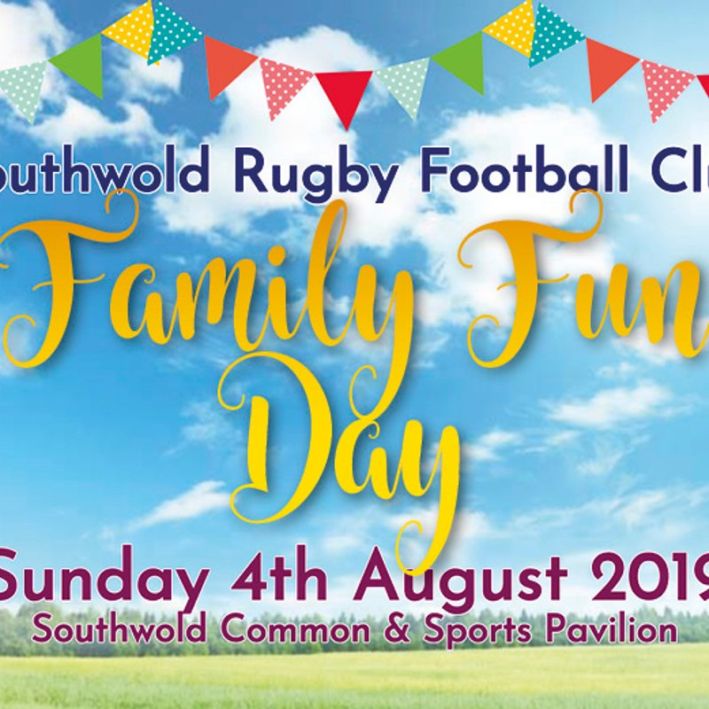 Family Fun Day at the club