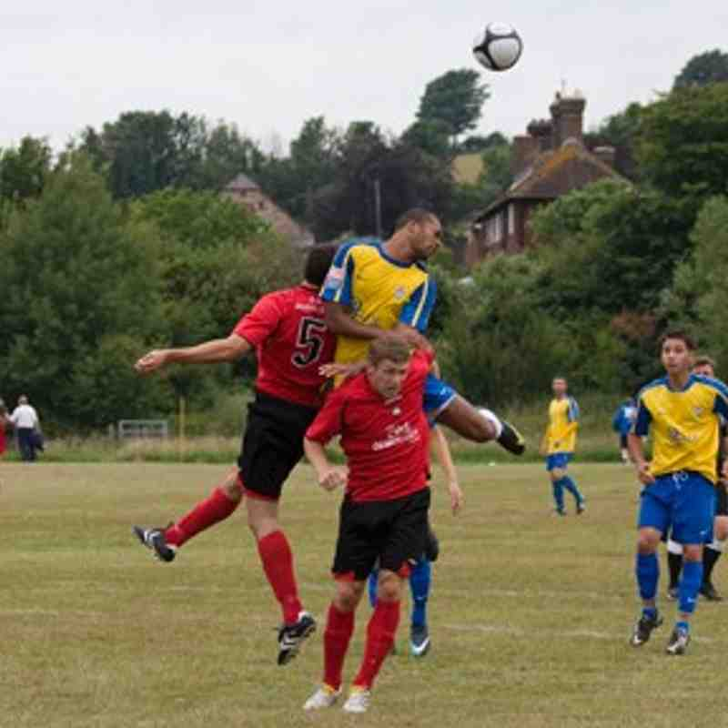 Away v Eastbourne Town PSF 2010 2011
