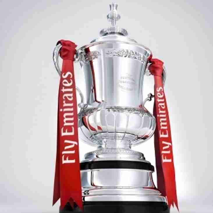 Possible FA Cup Replay - Date Agreed