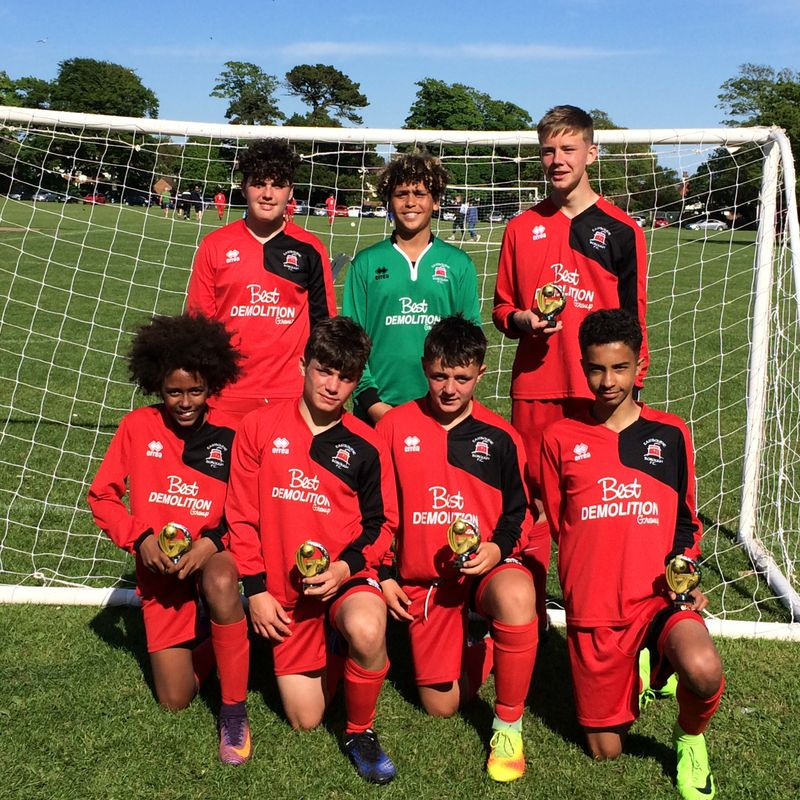 U14's In Another Tournament Win