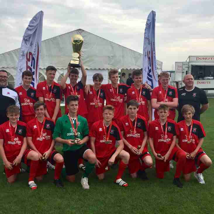 It's Football For All As Borough Youth Gathers Momentum