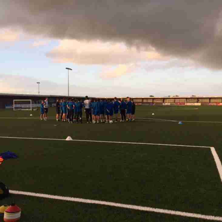 Further News For Current And Prospective Academy Players