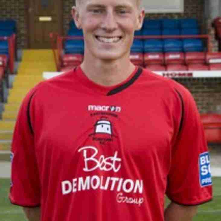 Kane Wills : Midfielder Reaches Agreement With The Sports