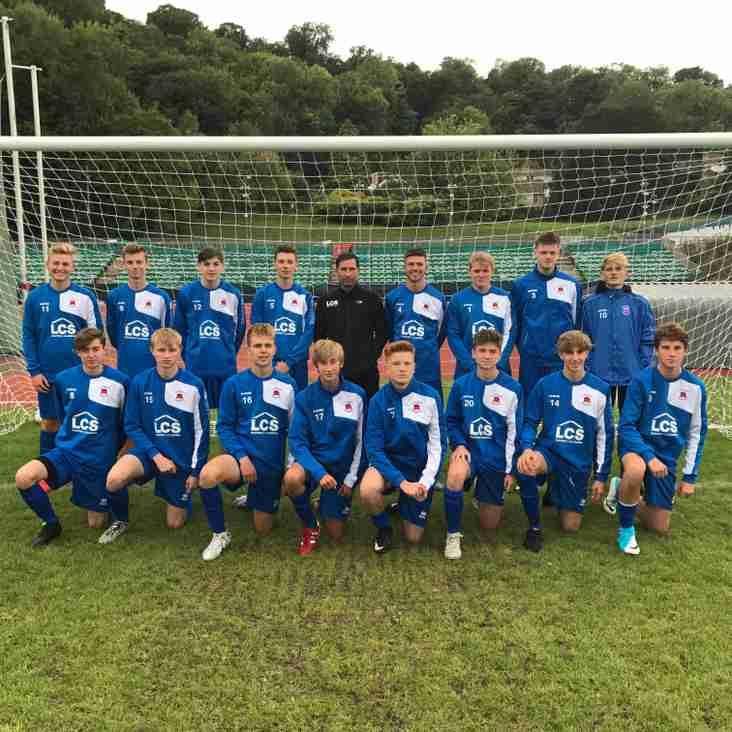 LCS Sponsor Sports U16's Squad