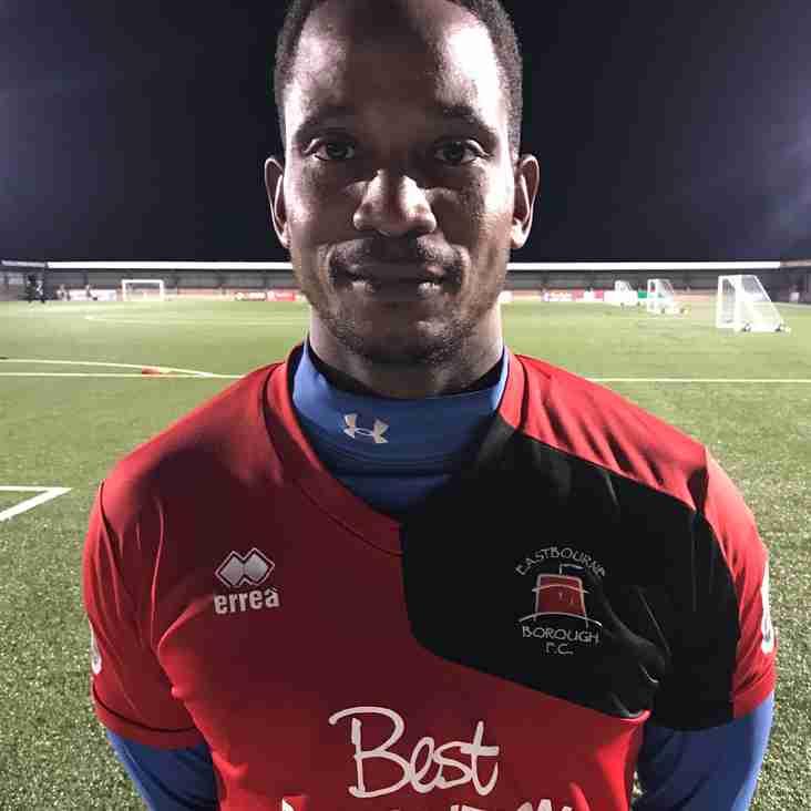 Player Signing : Ugo Udoji