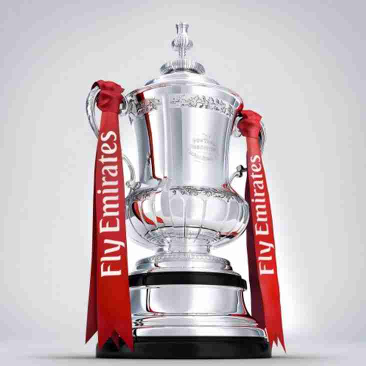 Rebels To Return to Priory Lane For FA Cup Tie