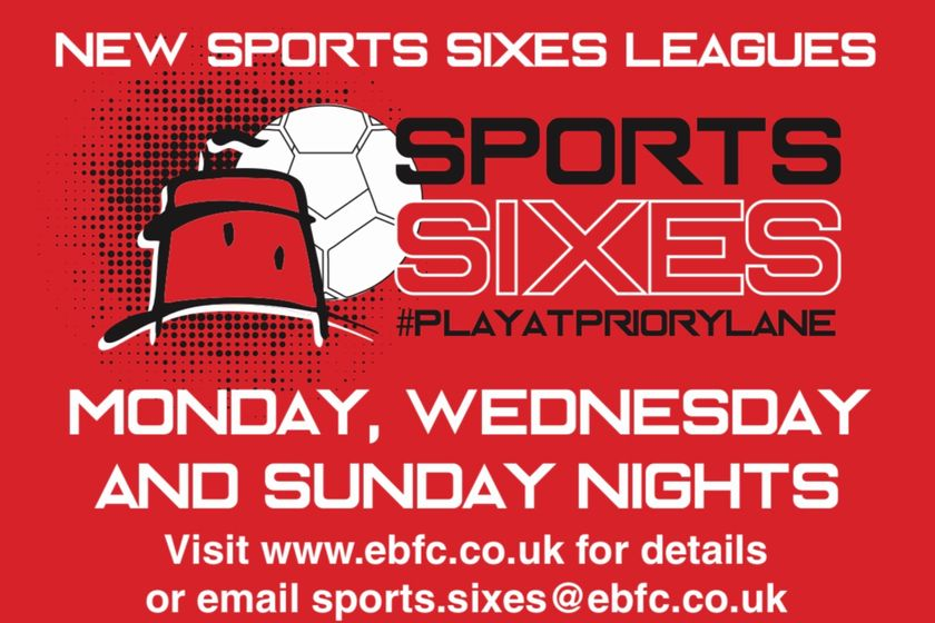 Sports Sixes Starts At The Lane