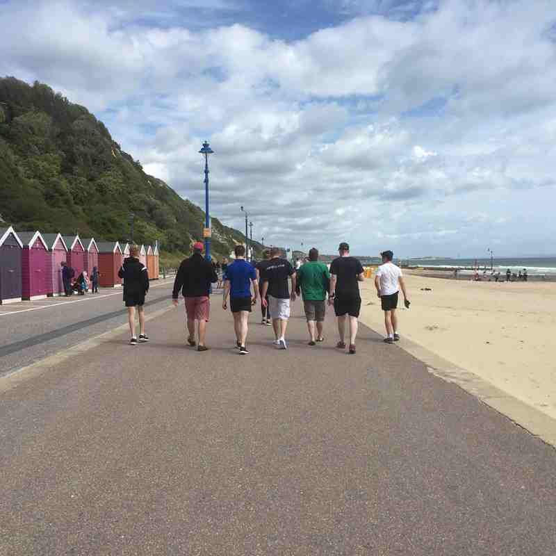 Bournemouth Tour 2015