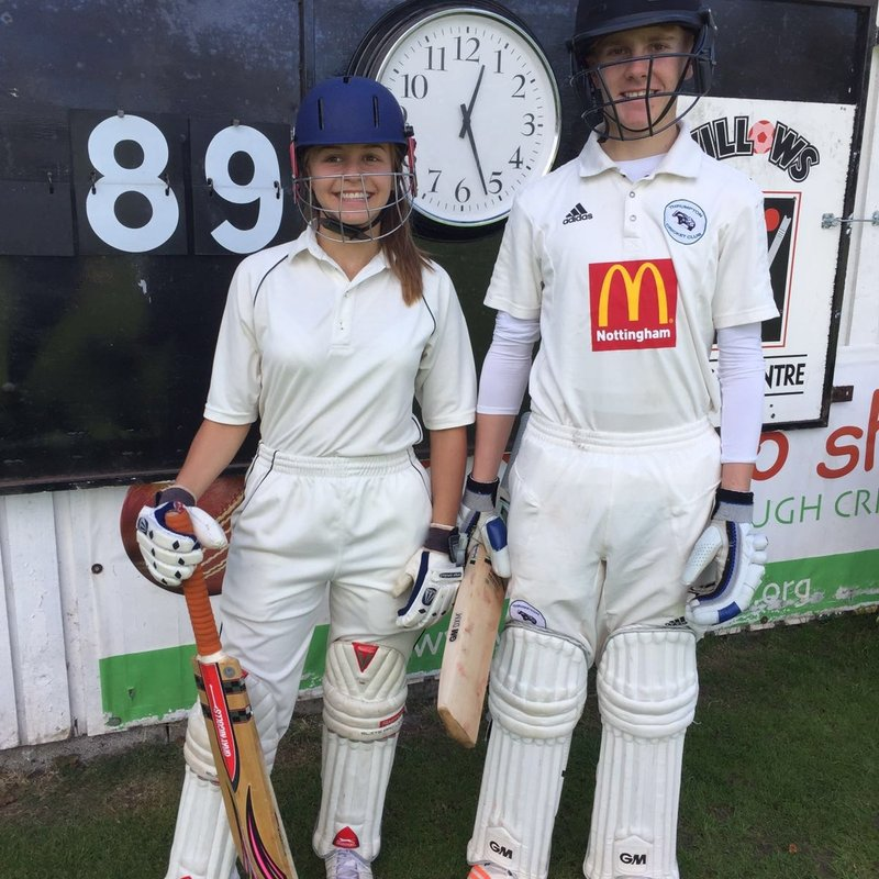 Under 15's Win At Clifton!