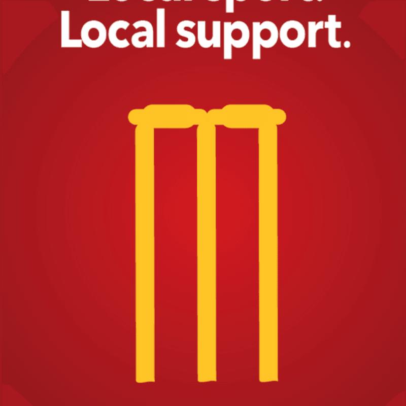 McDonalds continue as Club Sponsor!
