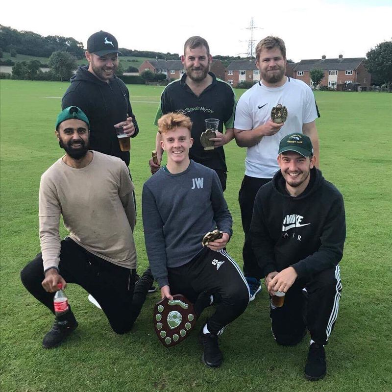 Badgers Win Gotham 6 a side at Festival Week