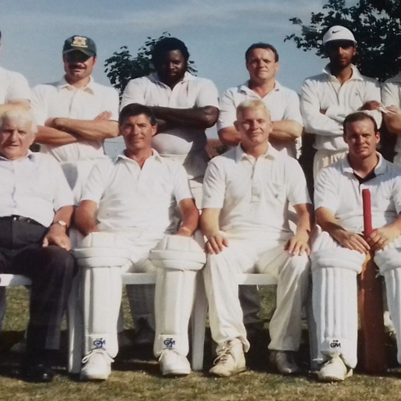 From the Archives - 1995 Keyworth v Thrumpton