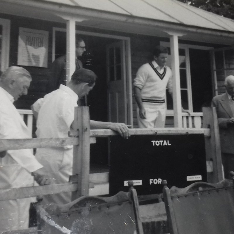 From the Archives - Opening of the New Ground Part 2!