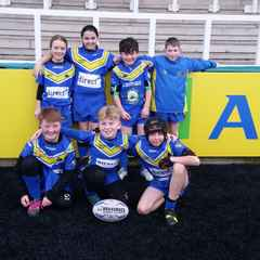 Storm u10s go down to Catterick