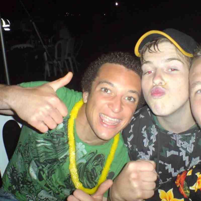 Bournemouth 7's 08