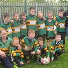 Under 9's - 2009/2010 Season