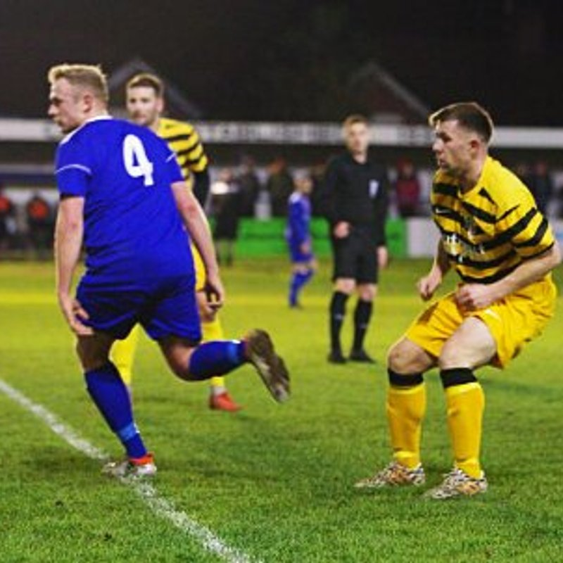 Bears Bounce Back with Win at Winsford