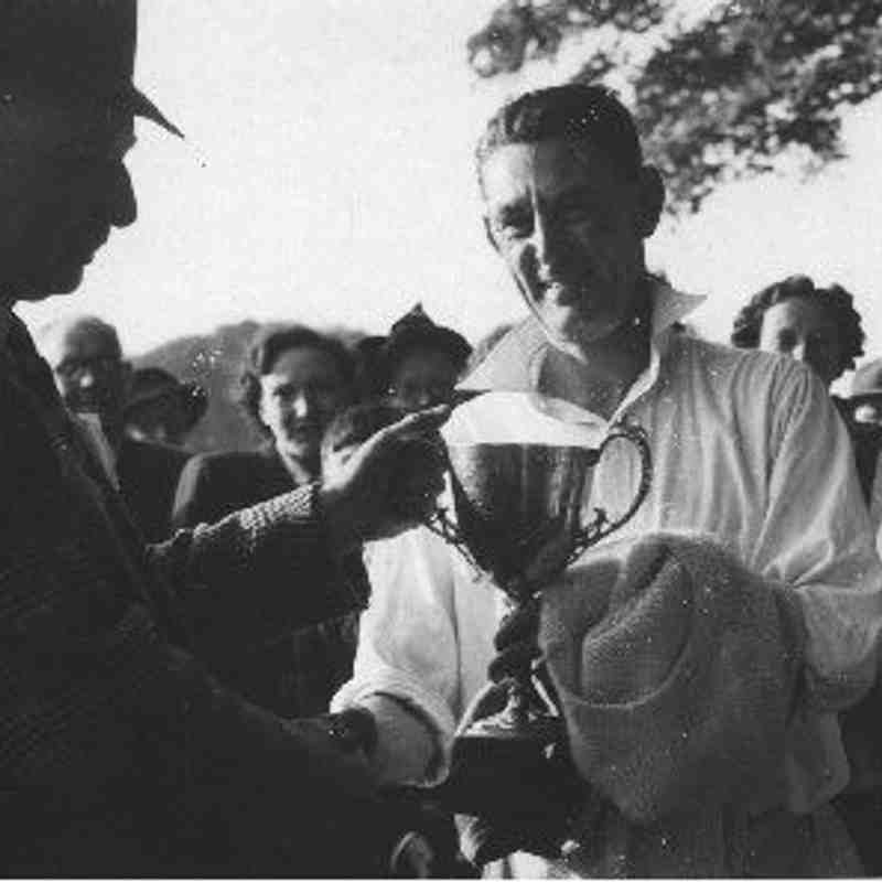 Bon Accord Cup Winners 1946