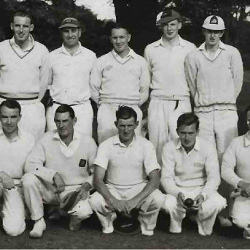 Cults 1st XI Bon Accord Cup Winners 1952