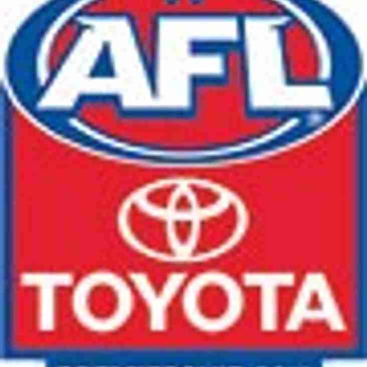 AFL 2011 Season Kicks Off today!