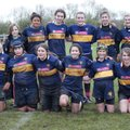 Worcester RFC vs. old hales