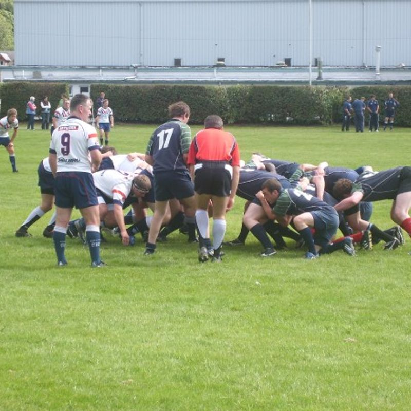 Fixture V Duns 2nd XV