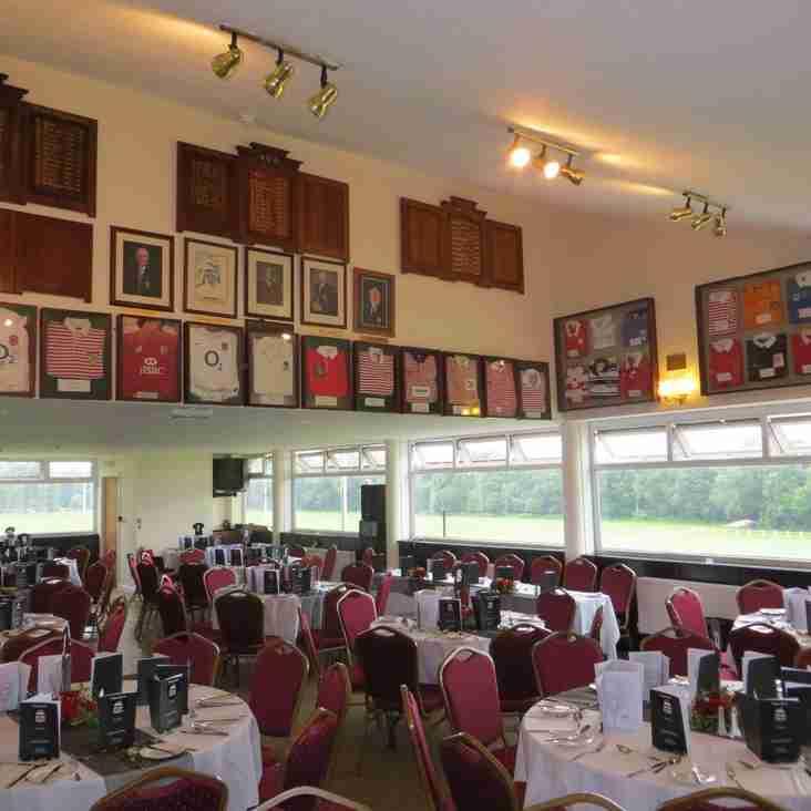 Wigan RUFC Event Venue