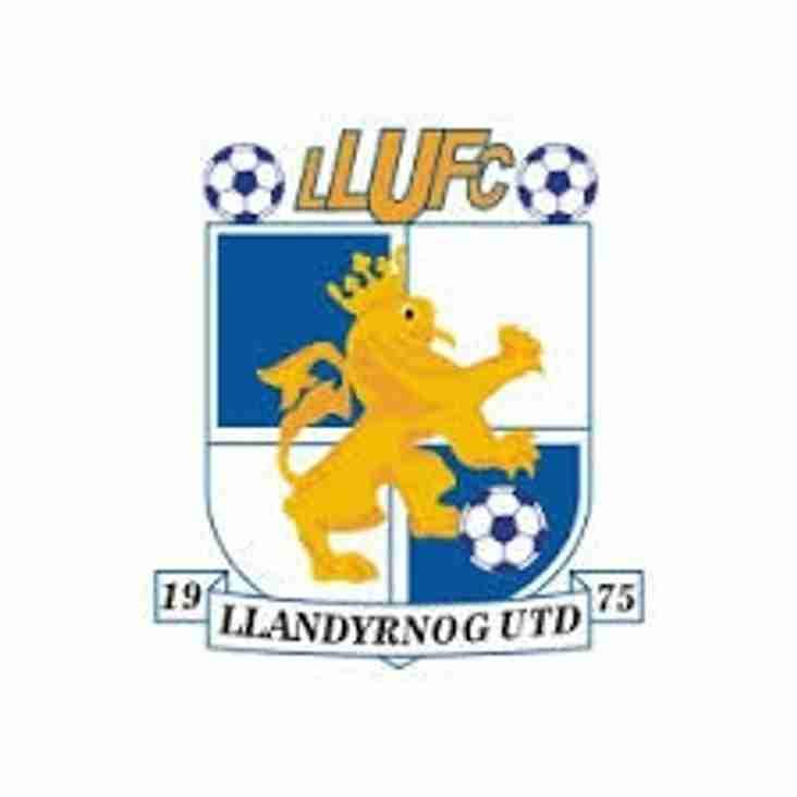 Big Changes at Llandyrnog Utd