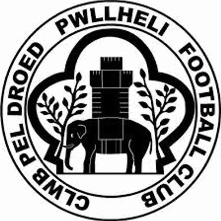 Pwllheli Announce New Manager