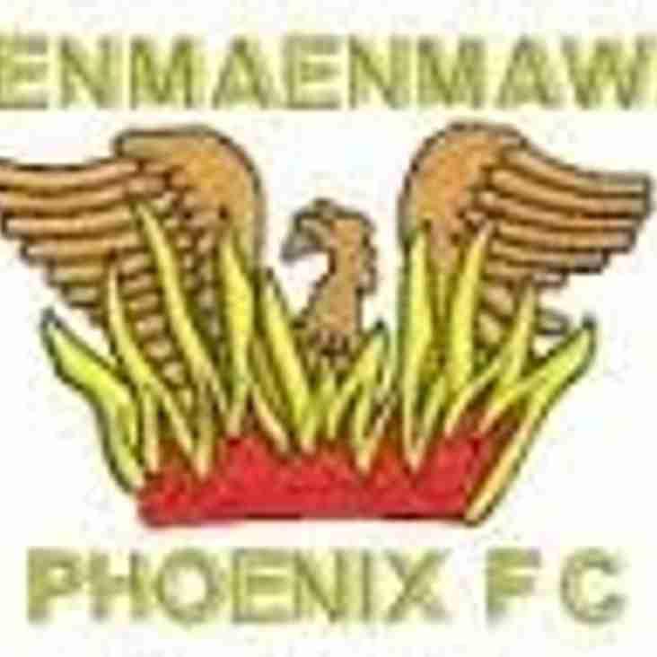 Penmaenmawr Phoenix through to final