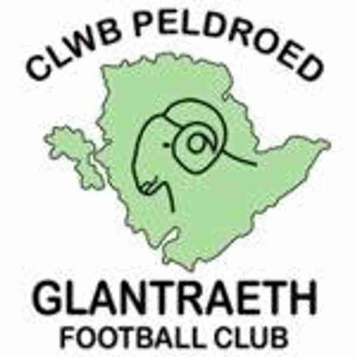 Glantraeth Resign From League