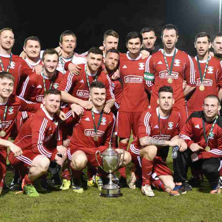 Glantraeth Win Cup for the first time
