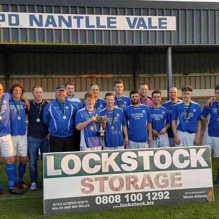 Nantlle Vale Runners Up