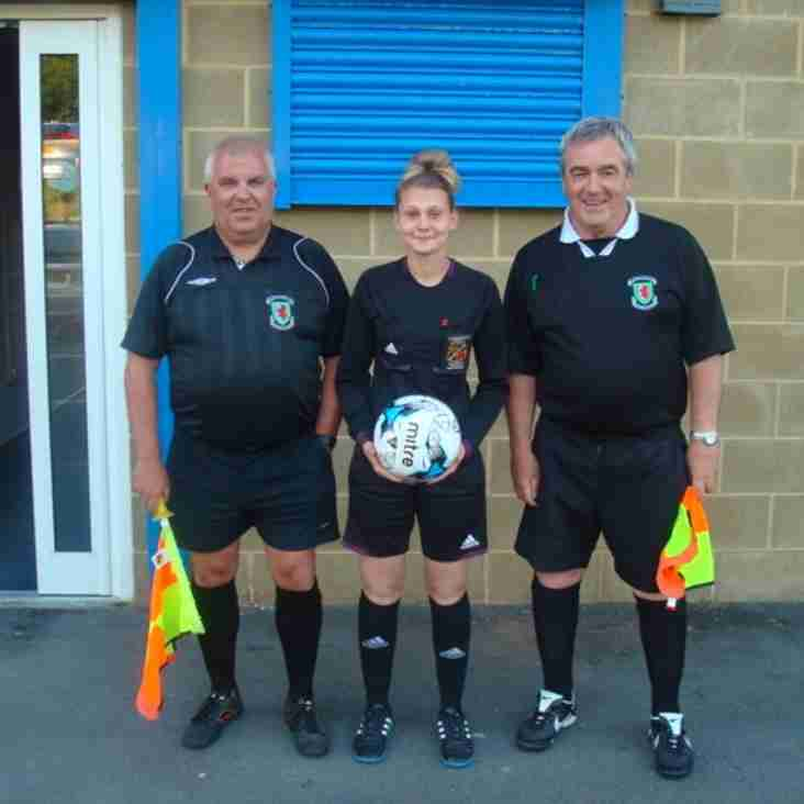 NEW REFEREES COURSE