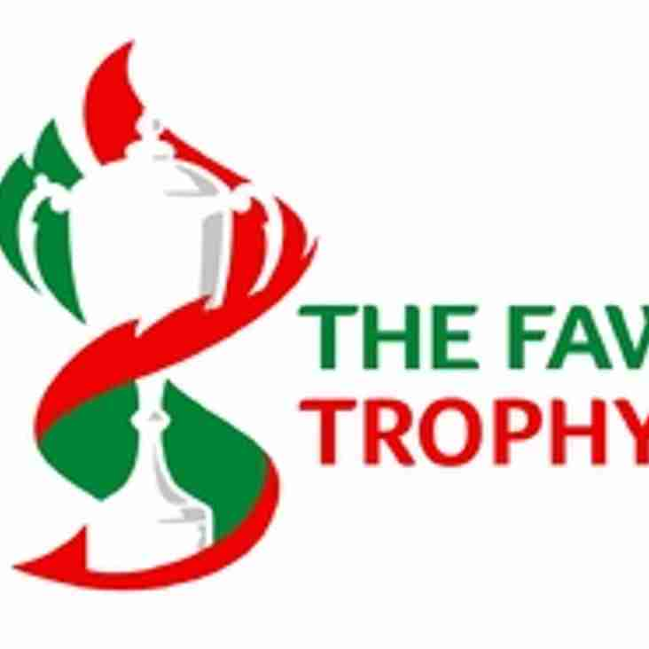 Welsh Trophy 4th round draw North