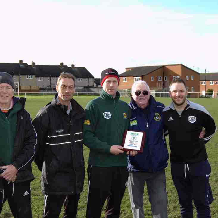 Manager of the Month - January
