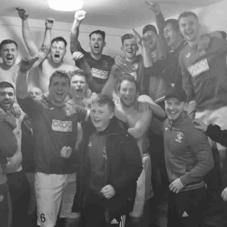 Glantraeth are Welsh Alliance League Division One Champions