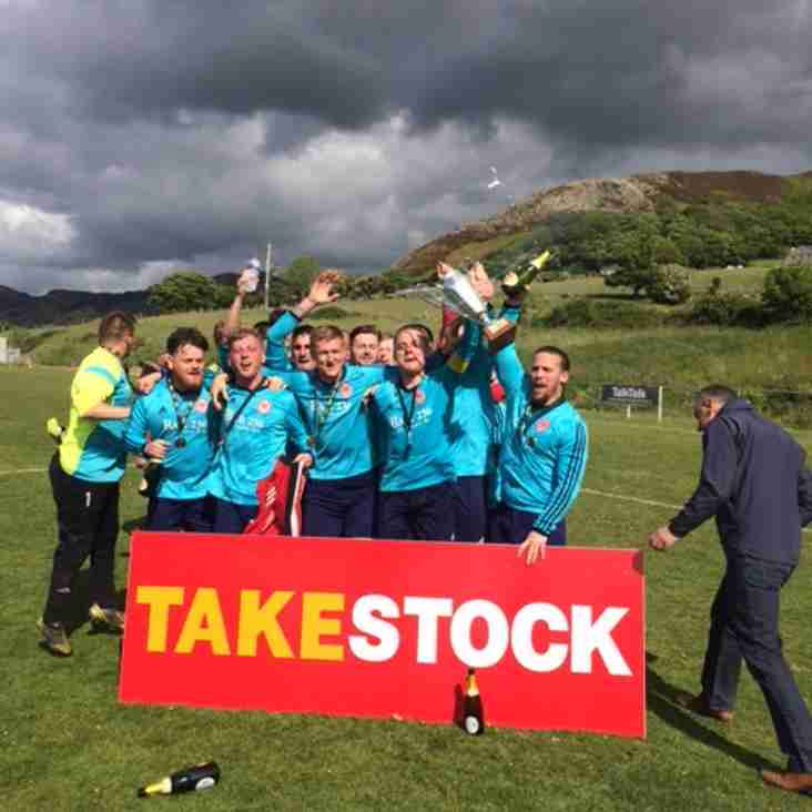 Prestatyn Sports Win Take Stock Division 2 Cup