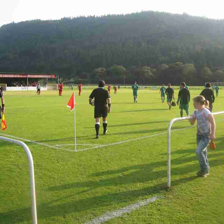 Llanrwst United looking for new Committe Members & Physio
