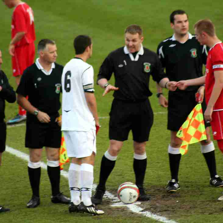 Referees course to start for North Wales
