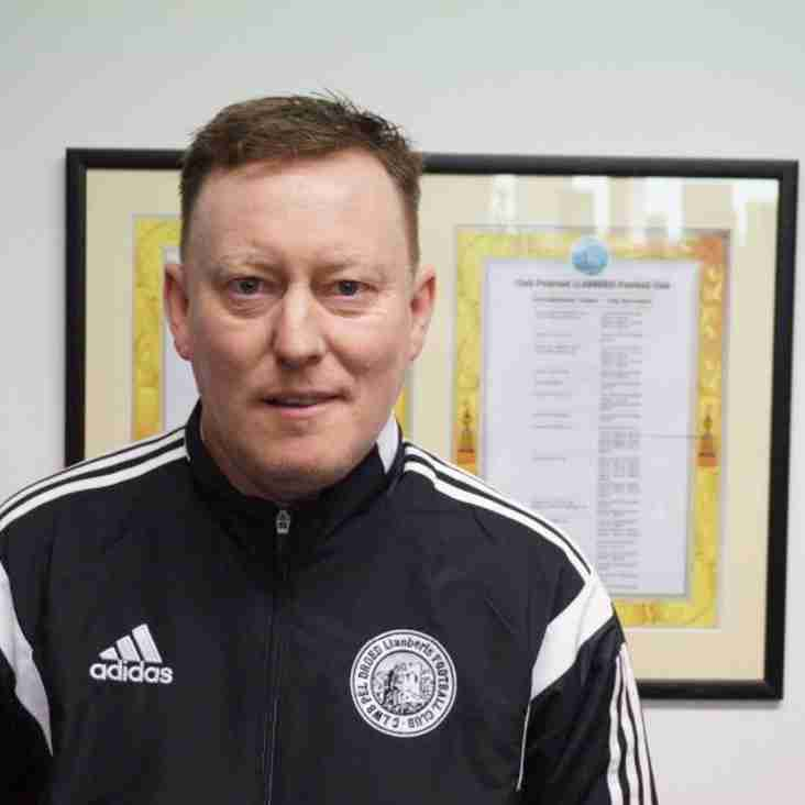Llanberis Manager Steps Down