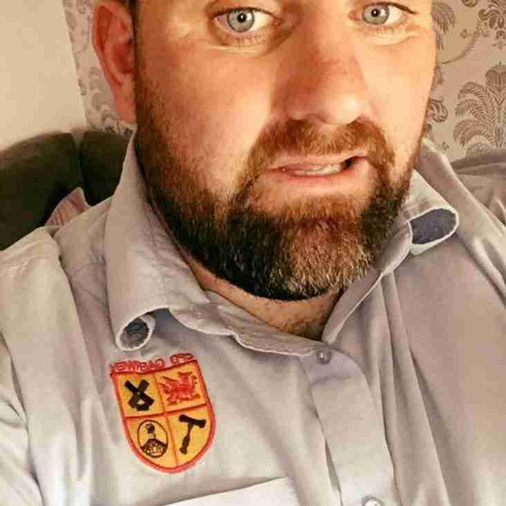 Gaerwen Chairman Steps down