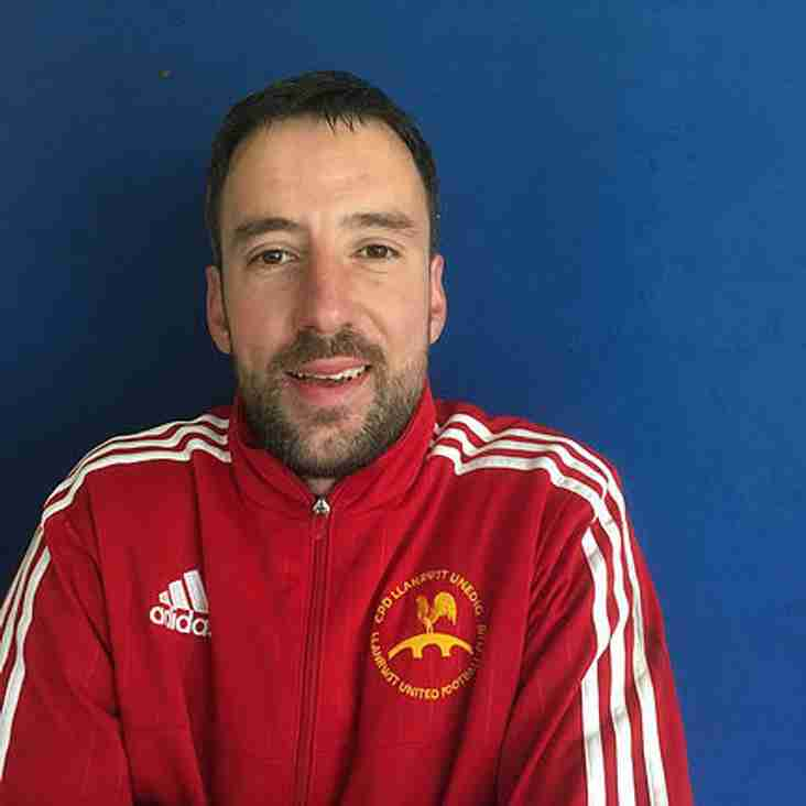 Llanrwst Utd Announce new management team