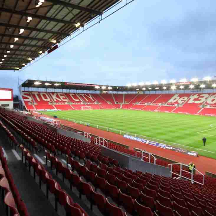 Clubs invited to trade show at Stoke City